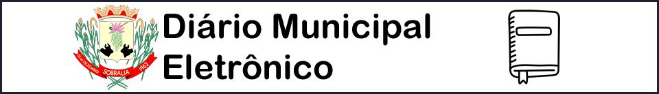 Diário Eletrônico Municipal